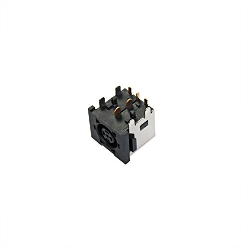 GinTai DC Power Jack Socket Connector Plug Charging Port Replacement for MSI GT72 GT72S 2QD 2QE 2PC 6QD 6QE 6QF 6RE GT72VR 6RD 7RD 7RE Dominator WT72 MS-1781 by GinTai (Image #3)