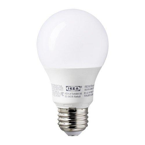 IKEA RYET Bulb, 400 Lumen, White, 2 Count (Ikea Light Bulbs)