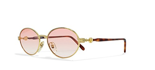 Gianni Versace - Lunette de soleil - Femme Or doré Medium