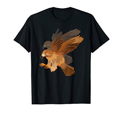 Majestic Flight Eagle T-Shirt - 9