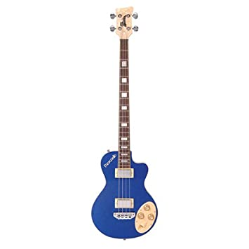 Italia Maranello Classic graves Series Guitarra eléctrica con Master controles de tono, azul: Amazon.es: Instrumentos musicales