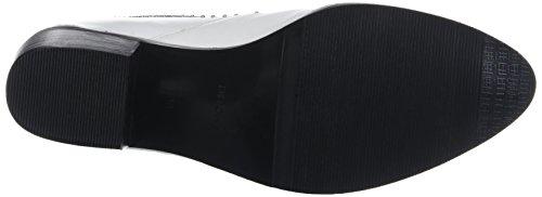 1431 Btex Femme Boots White Bronx 04 Chunkyx BX Chelsea Blanc 5qECFRw