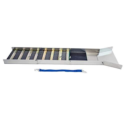 ASR Outdoor ASROFASBS Gold Pan Sluice Box, 50