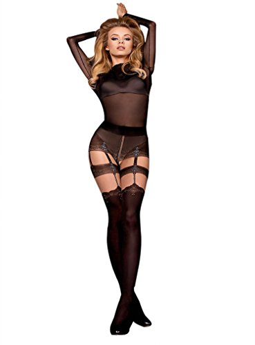 Studio Collants 300 Fashion Pantyhose (L/XL) by Studio Collants