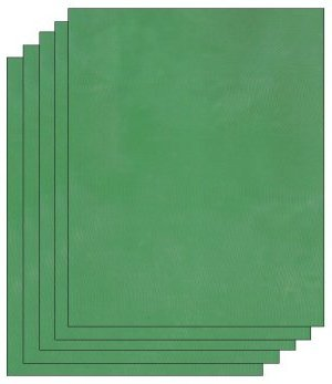 Easy DIY Custom Standard Screen Printing Refill Sheets, 5 pack by EZScreenPrint