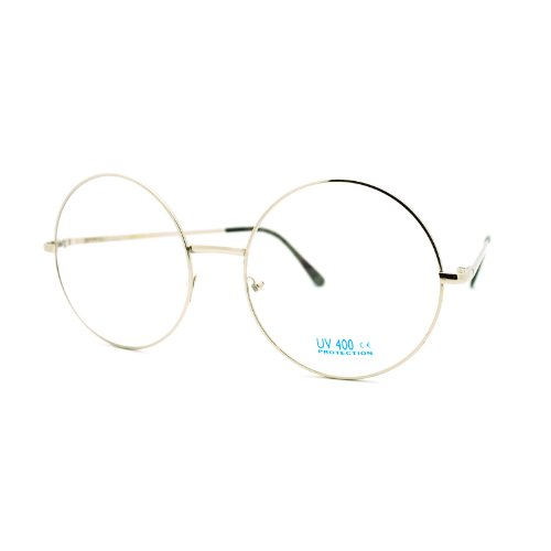 Super (Glasses With Clear Lenses)