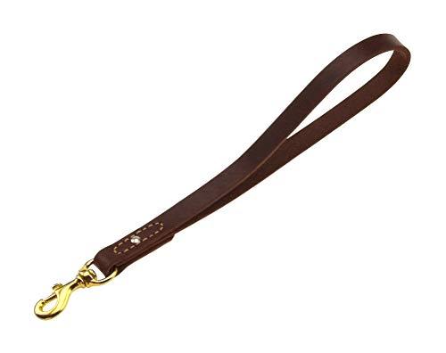kgt Genuine Leather Braided Short