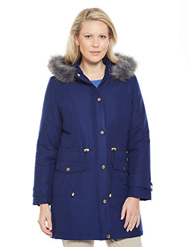 Amber Ladies Amber Jacket Microfibre Parka Ladies pzHHxFwqv