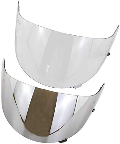 ヘルメットバイザー ヘルメットアクセサリー AC-12 FS-10 CS-R1 IS-16 CS-R2対応 2個セット