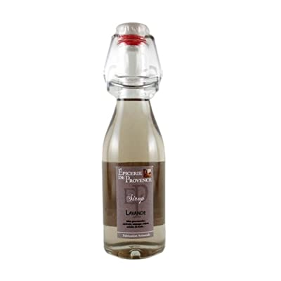 French Lavender Syrup - 8 oz