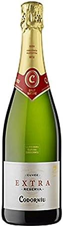 Extra Codorniu Brut Nature Reserva - 75 Cl. (6 botellas)