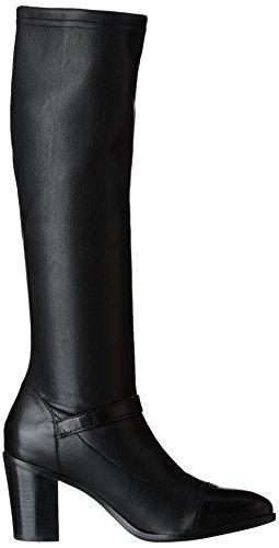 Jb MartinMaggie - Botas Mujer Negro - Noir (T Velvet Stretch/V Garnet Noir)