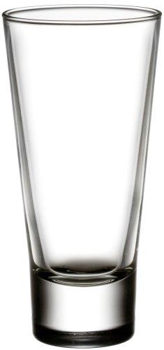 Bormioli Rocco Ypsilon Tumbler Beverage Glasses, Set of 6 ()