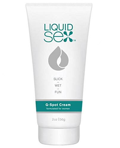 Liquid Sex G Spot Cream Formulated for women 2oz---(Package of 3)