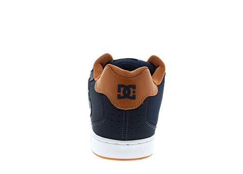 Homme Net Baskets Bleu Shoes DC wqFZta