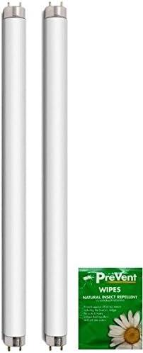 Tube UV de rechange F10 T8//BL 33cm pour lampe anti insectes