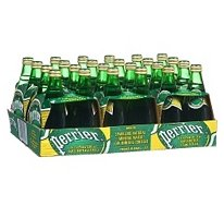 (Perrier Sparkling Mineral Water 11 oz (24 Bottles))