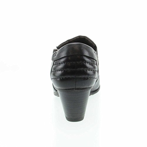 Jana 88 24441 27 001 - Zapatos de vestir de Piel para mujer negro