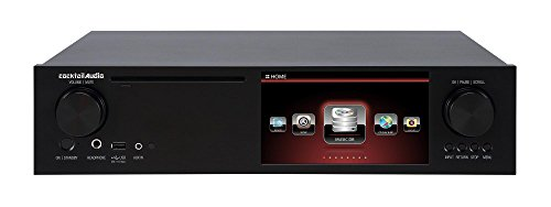 Cocktail Audio X35 Roon Ready All-in-One Media Player (Black)