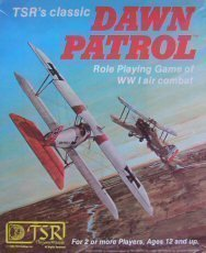 (Dawn Patrol: Role Playing Game of WWI Air Combat (Boxed Set))