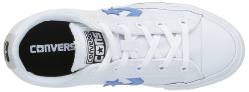 bleu Star Mode Core Ox Player Mixte Baskets Converse Blanc blanc Adulte SHvdqTq