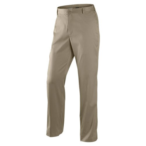 Nike Golf Men'sFlat Front Tech Pant KHAKI/KHAKI (Nike Khaki Pants)