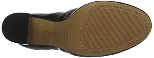 Black French Kalt 001 Lined Short Women's Boots Black Ankle Connection Capri Boots rqwt7zr