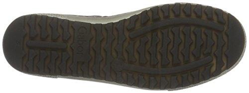 Zapatillas 53 mujer Shoes Negro altas Gabor schwarz 57 755 para agUxaqF