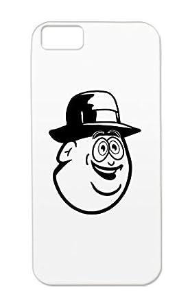 Fat Funny Face Black Head Mafia Funny Hat Gangster Miscellaneous