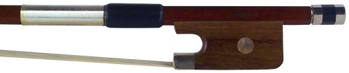 Brazilwood Student Cello Bow - 4/4 Size (Plated Bow)