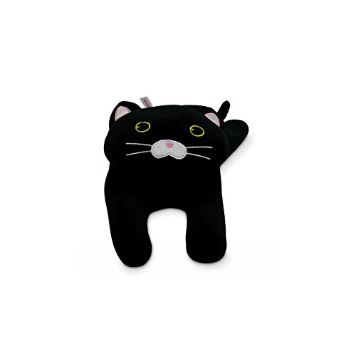 Miniso Black Cat Pillow Plush Doll Toy Black Cat 15 74