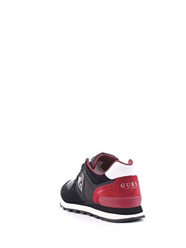 Guess Charlie Black Zapatillas Negro Hombre Black para rrqpAzwF6