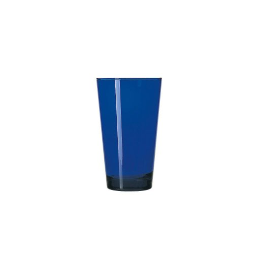 (Libbey Glassware 171B Cooler, Cobalt Blue, 17 oz. (Pack of 12))
