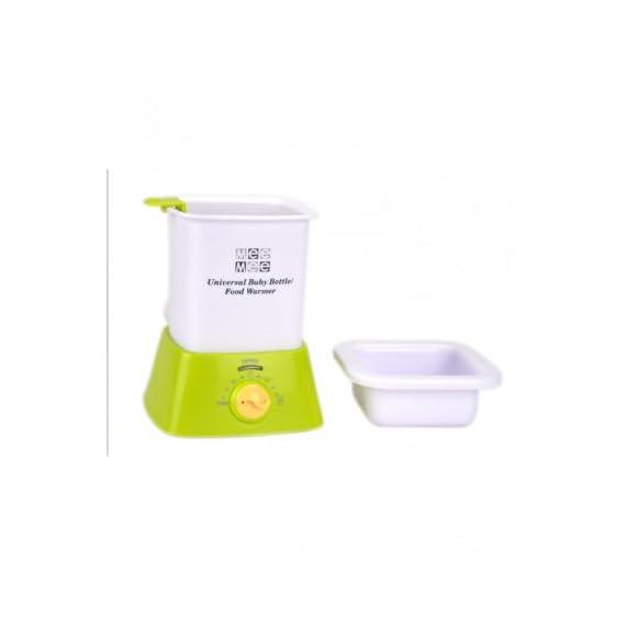 Mee Mee Universal Baby Bottle/Food Warmer (Green)