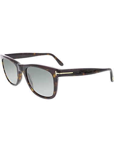 dce1a869b6 Tom Ford Leo 336 Wayfarer Leo Havana Polarized - Import It All
