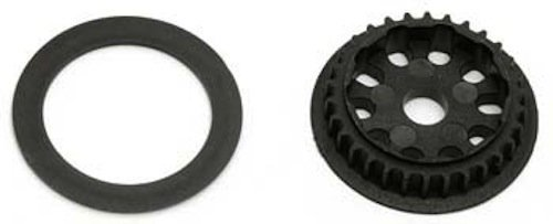 RC18T2, RC18B2, SC18, FT Ball Diff Pulley, Front 21384 by Associated by ()