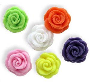 JEM Cutters Icing Roses - Cupid - Colours - 20 pcs