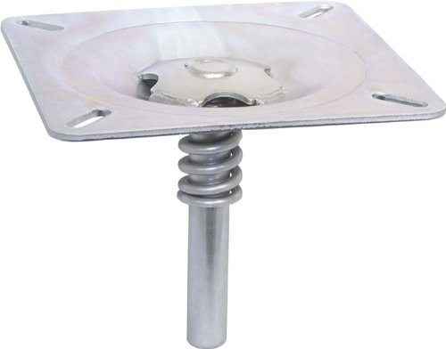 Shoreline Marine Seat Mount Plated Big Jon Pedestal Mount