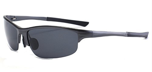 YL Polarized Sports Sunglasses for Men Driver Glasses sunglases with Aluminum Magnesium - Sunglases Costa
