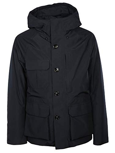 Uomo Blu Giacca Woolrich Wocps26893333 Poliestere OcWRgZg5