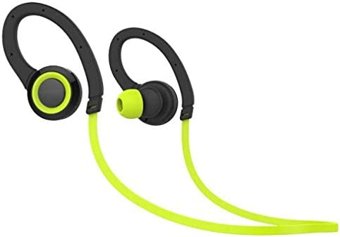 Compatible with Moto E5, E5 Plus - Sweatproof Hi-Fi Sports Headset Wireless Earphones Mic Premium Sound Earbuds Hands-Free Call Works with Motorola Moto E5 Plus