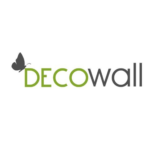 Decowall DA-1506B 3 Animal Biplanes Peel and Stick Nursery Kids Wall Decals Stickers