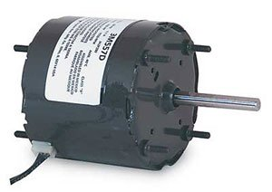 (Dayton 3M557 HVAC Motor, Shaded Pole, 1550 Nameplate RPM, 115 Voltage, Frame 3.3, 1/30 hp)