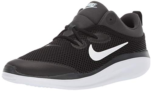 Nike Boys ACMI (GS) Sneaker, Black/White - Anthracite, 6Y Regular US Big Kid