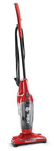 Dirt Devil Vacuum Cleaner Vibe 3-in-1 Corded Bagless Stick and Handheld Vacuum Cleaner SD20020 Review