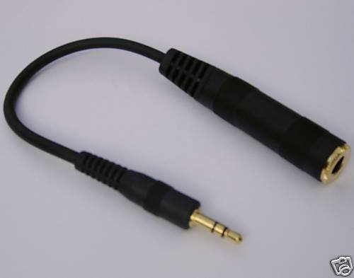 Sennheiser Cable Adapter Female 1/4