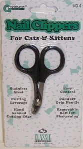 Classic Pet Products Cat and Kitten Nail Clipper