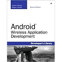 Android Wireless Application Development 2nd (second) edition Text Only
