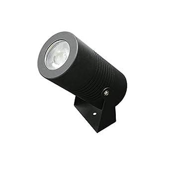 Foco proyector LED 22 W foco orientable para interior y exterior ...