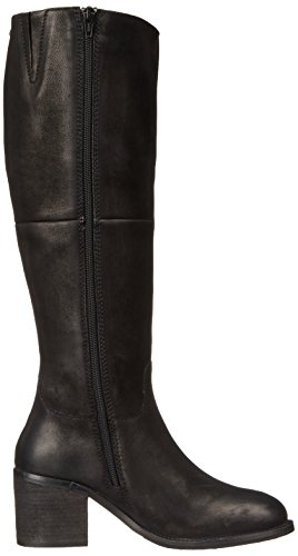 Black Madden Boot Steve Antsy Leather xHOxT7